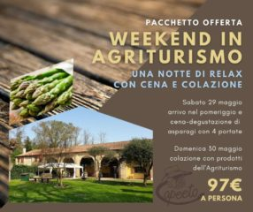 Pacchetto offerta Weekend in agriturismo Padova